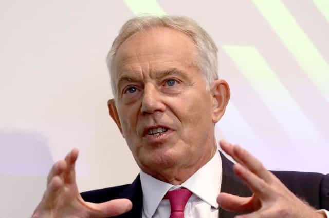 Tory plan to deliver Brexit 'a fantasy' - Tony Blair