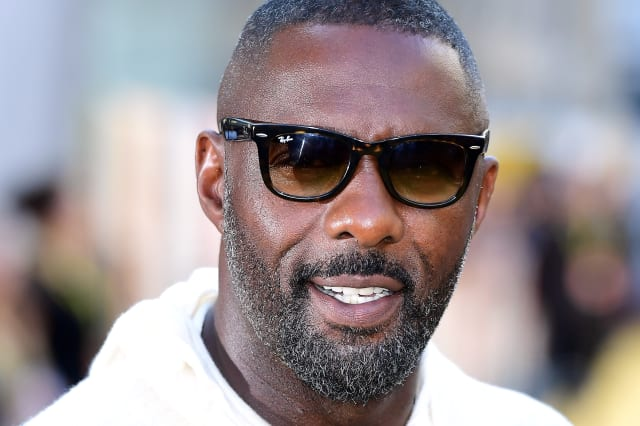 Idris Elba says he has shown no symptoms after positive Covid-19 test
