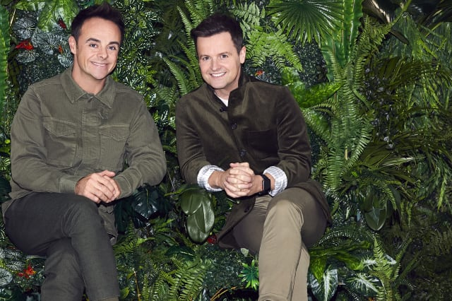 Ant and Dec in high spirits as they reunite on I'm A Celebrity