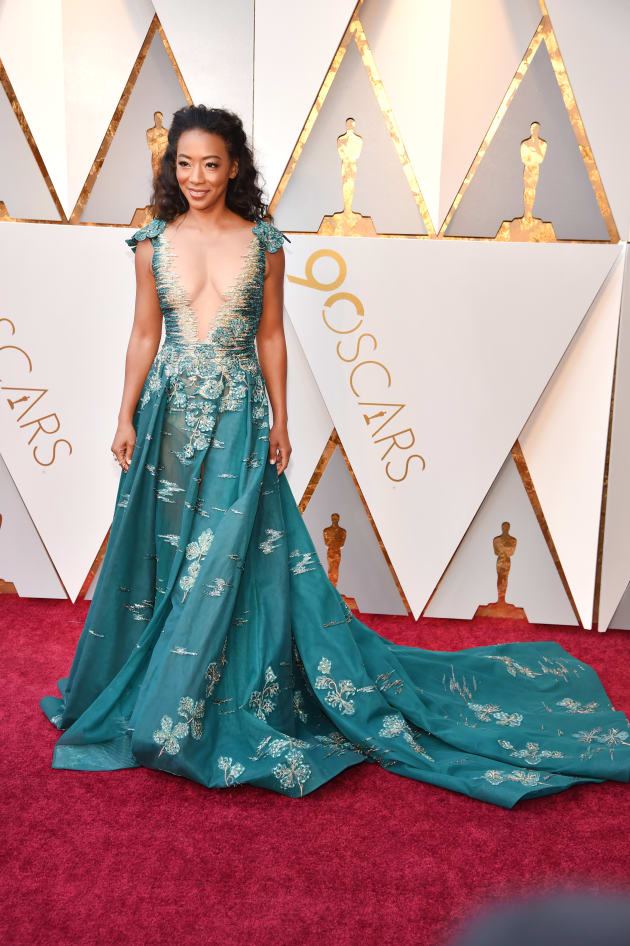 Oscars 2018 The Best Dressed And Most Unique Outfits On