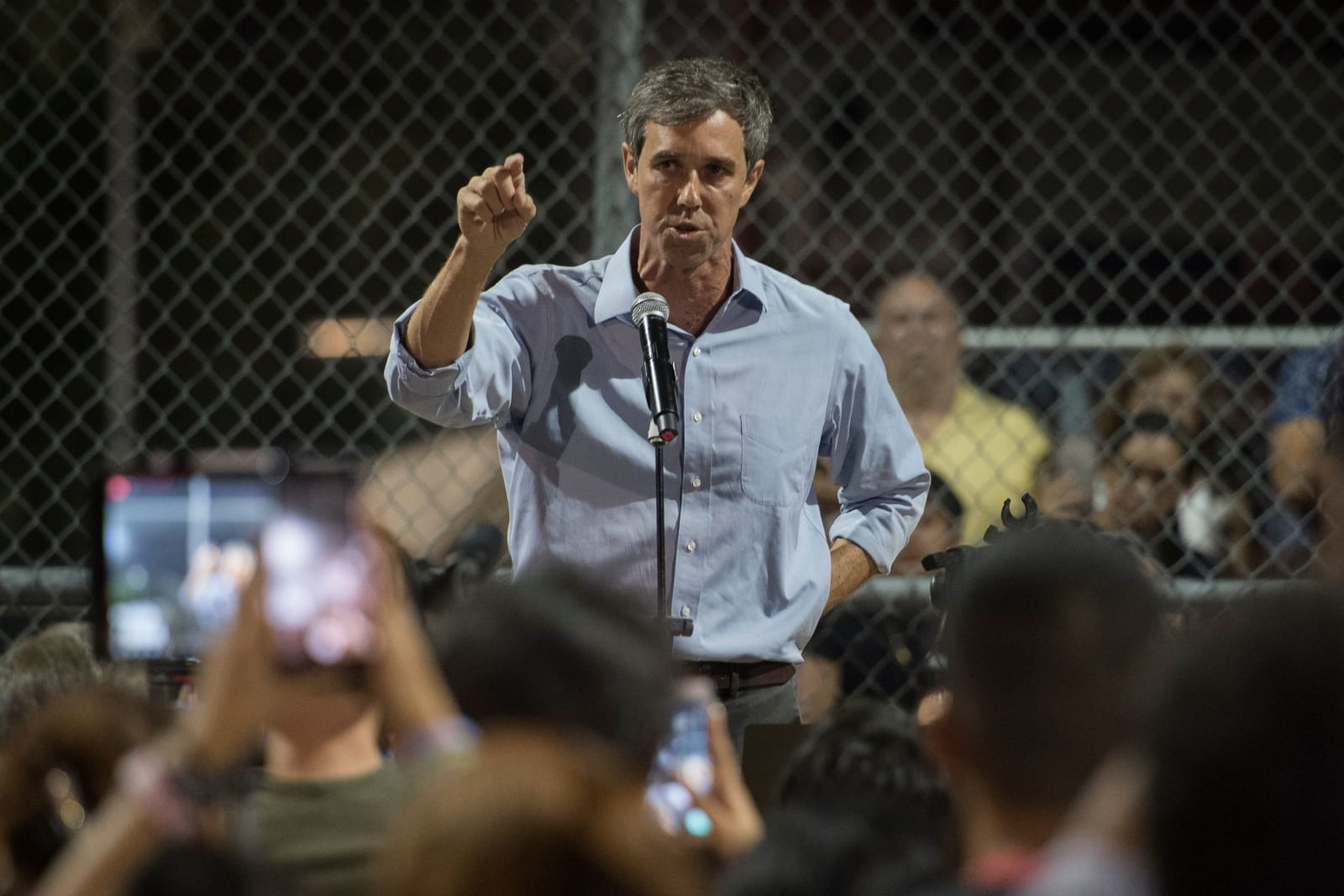 Beto O'Rourke wants to hold internet companies liable for hate speech
