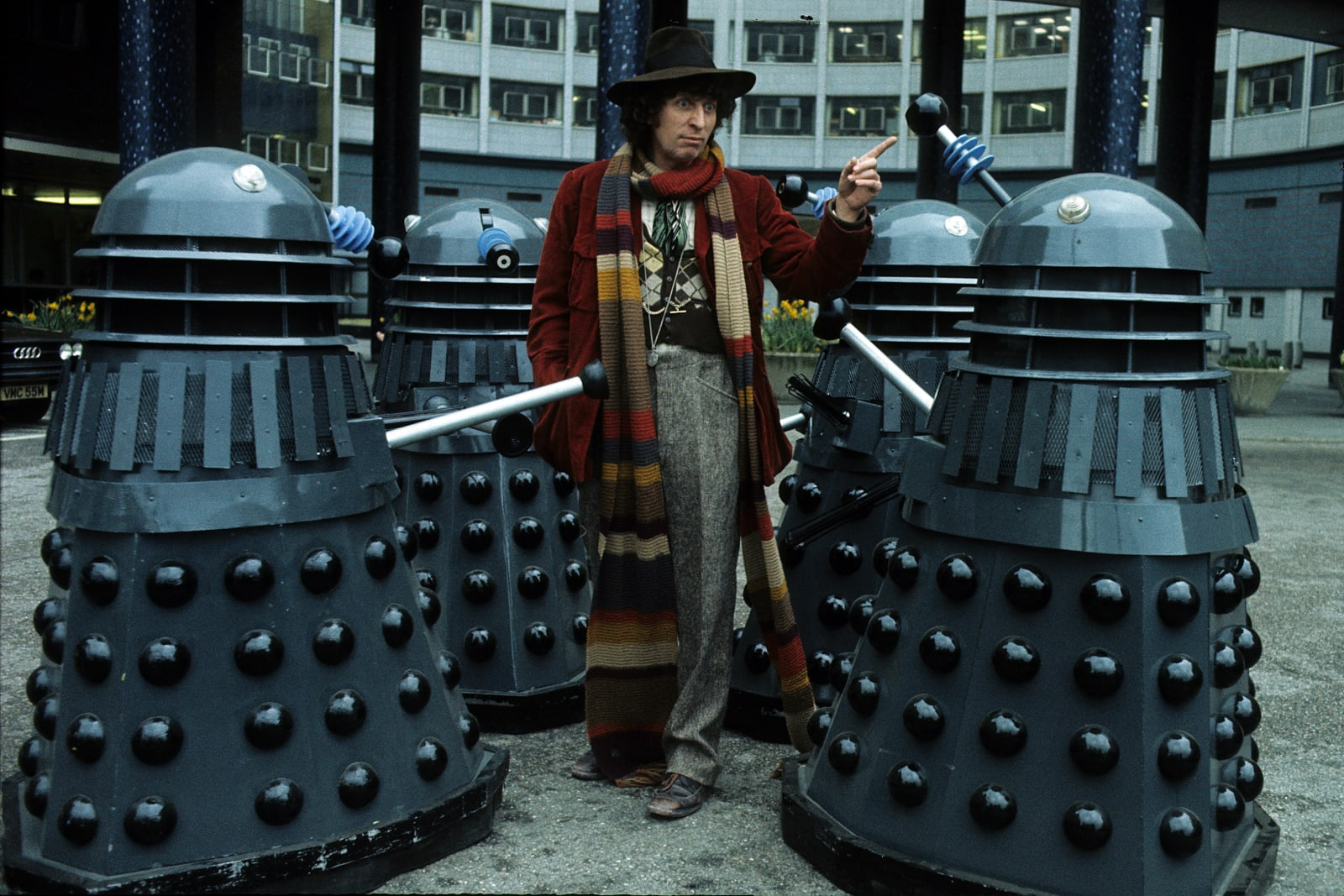 Twitch is hosting a seven-week 'Doctor Who' viewing event