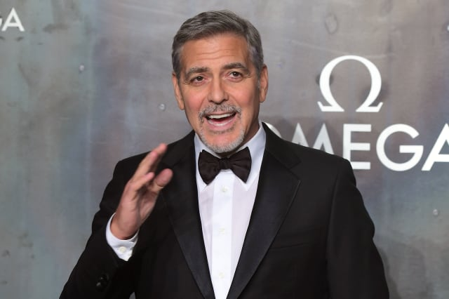 George Clooney calls for hotels boycott over Brunei's anti-LGBT laws