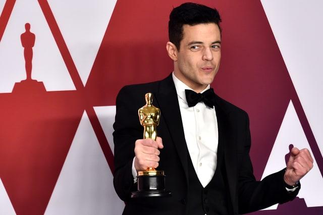 Oscar winner Rami Malek joins cast of 'Bond 25'