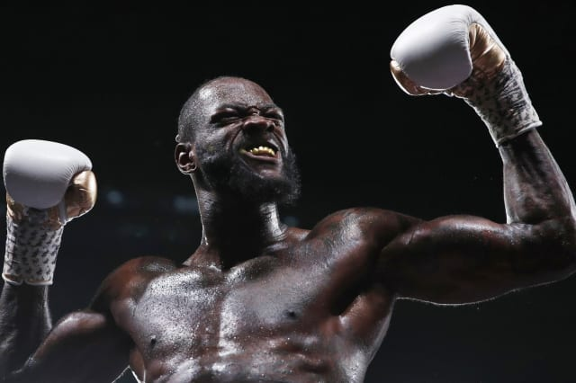 Deontay Wilder 'ready for Tyson Fury' after Luis Ortiz KO victory