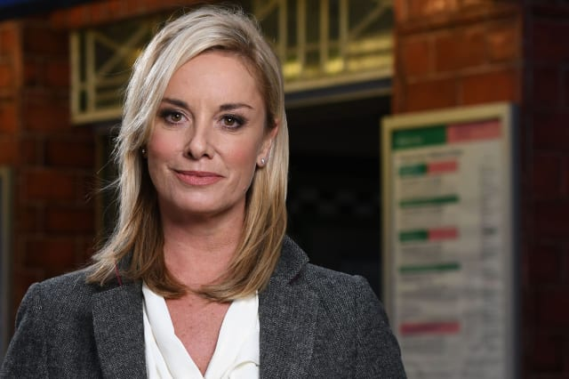 Tamzin Outhwaite has big news about her EastEnders role
