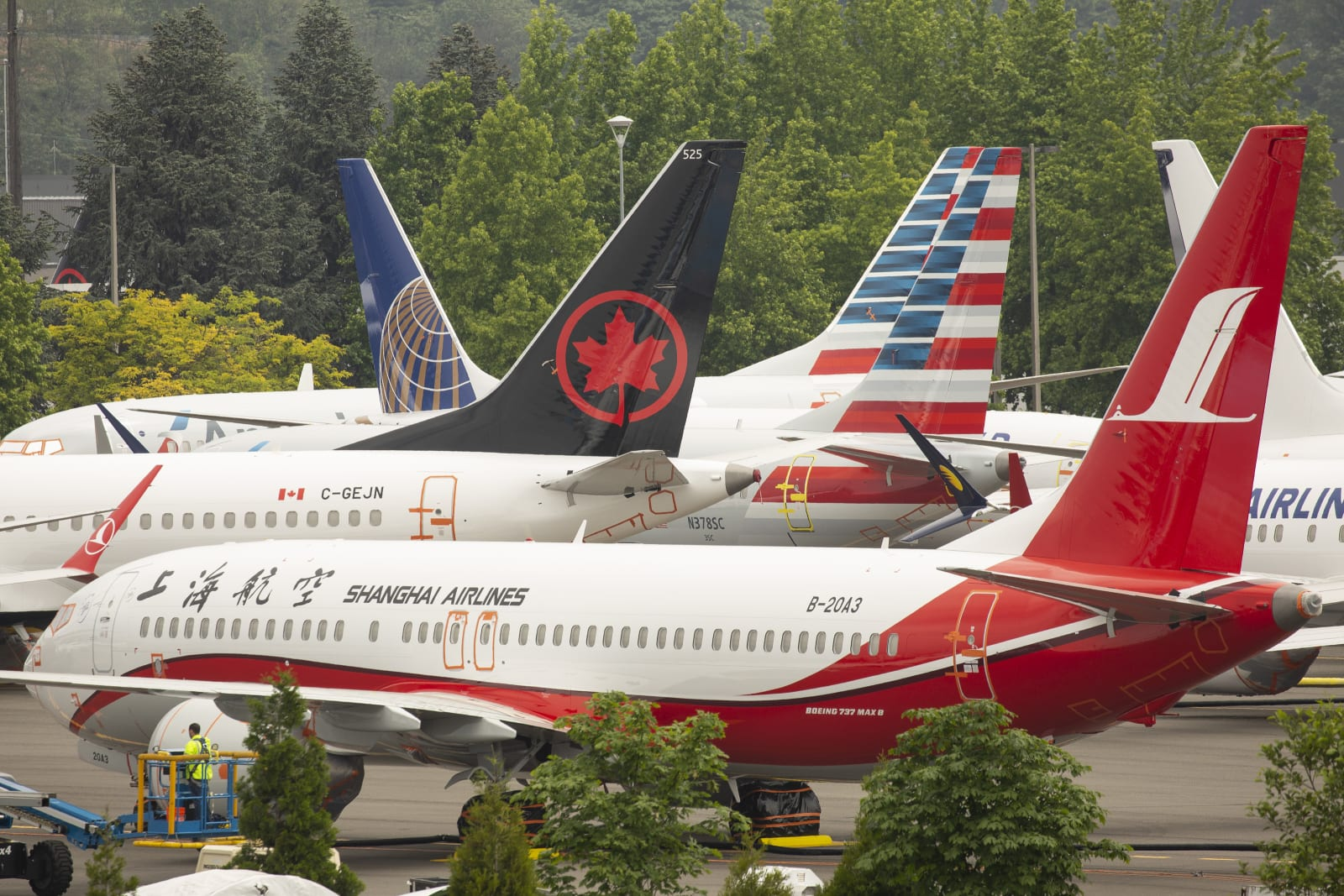 FAA discovers another potential risk with the Boeing 737 Max