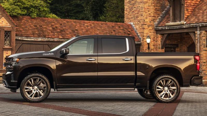 Chevrolet Releases Four New Concept Silverado Trucks Autoblog