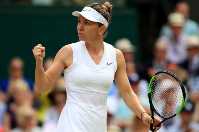 Seventh seed Simona Halep stuns Serena Williams in SW19 showpiece