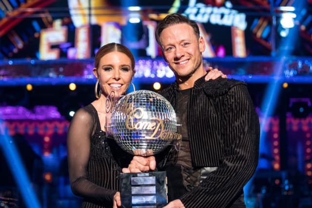 Stacey Dooley and Kevin Clifton are returning to Strictly