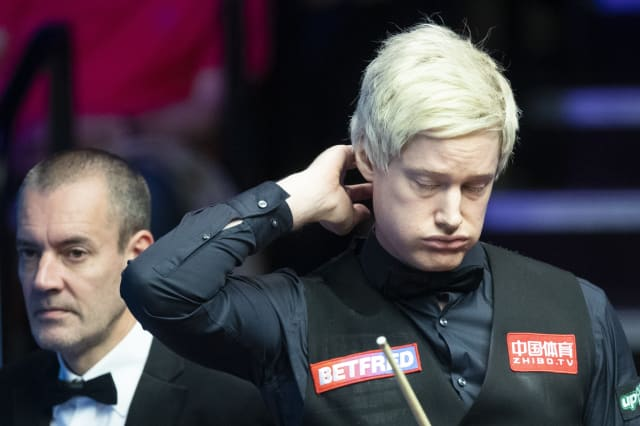 Neil Robertson forfeits match after travelling to the wrong Barnsley