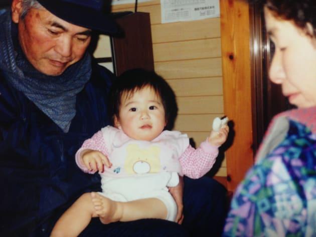 世界で一番大好きなおじいちゃんとおばあちゃん