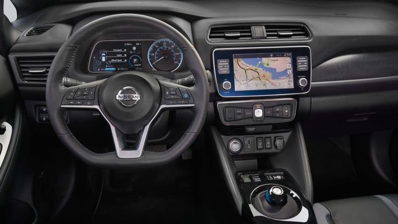 2019 Nissan Leaf Plus first drive