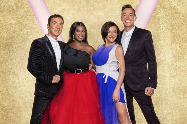 First celebrity waltzes off dancefloor following Strictly Come Dancing axe