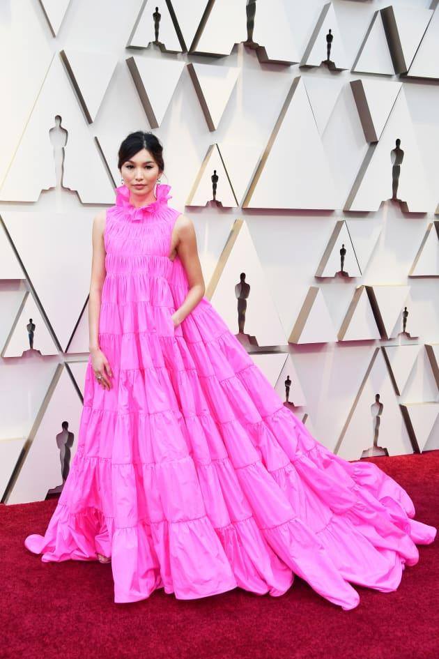 c4f3c810d Los siete vestidos para recordar de la alfombra roja de los Oscar 2019