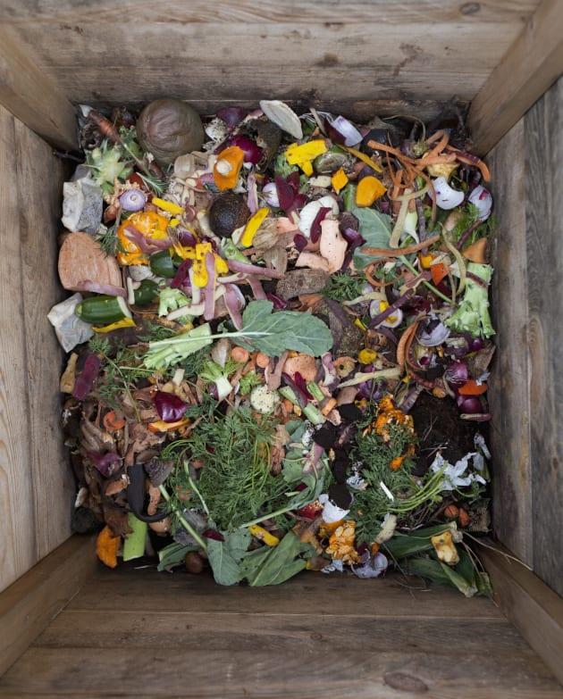 La plupart des déchets alimentaires au Canada proviennent de l'industrie alimentaire.