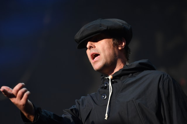 Liam Gallagher recreates Oasis songs with a hand-washing theme