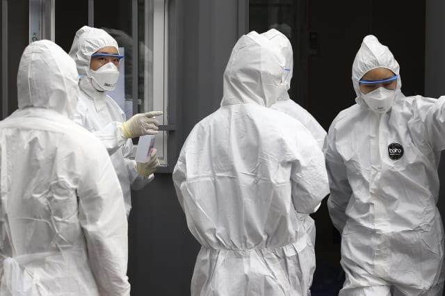 Coronavirus: Fears intensify over European spread