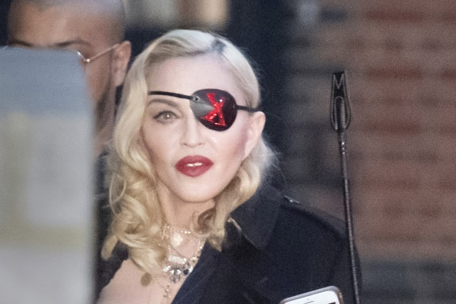 Madonna: I have tested positive for antibodies and will breathe in Covid-19 air