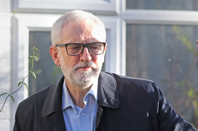 Ex-Labour MPs blame Jeremy Corbyn for party's crushing defeat