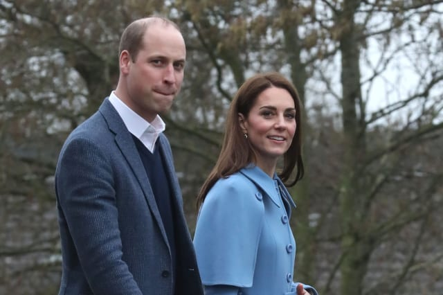 William and Kate to spend day out in Blackpool