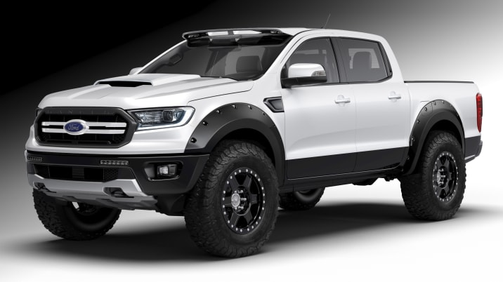 2019 Air Design USA Ford Ranger SEMA concept