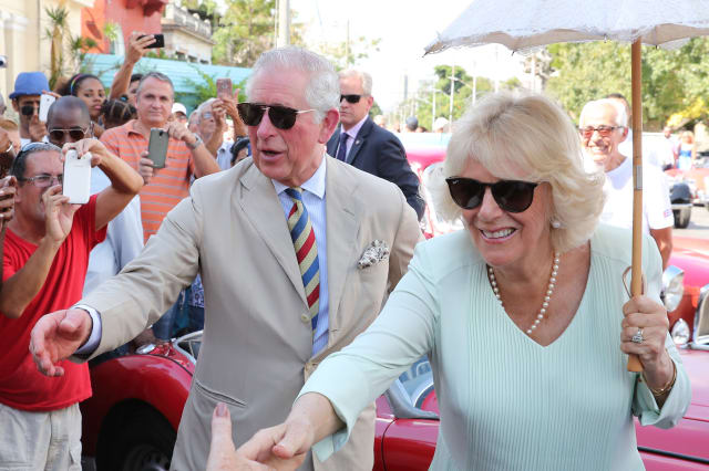 Prince Charles & Camilla Parker Bowles Are Living Their Best Vacation Lives in Cuba and We Have Proof