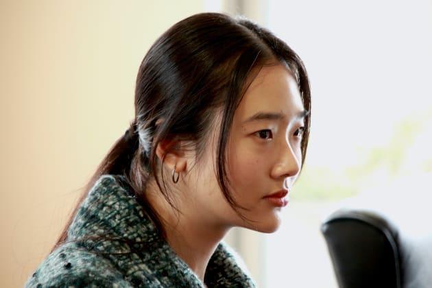 主人公リンを演じたチュティモン・ジョンジャルーンスックジン
