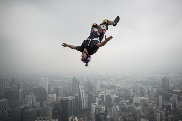 MALAYSIA-LIFESTYLE-BASEJUMPING