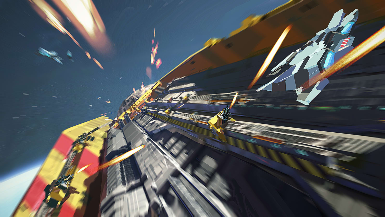 'Homeworld 3' is real, and it's being crowdfunded by Gearbox