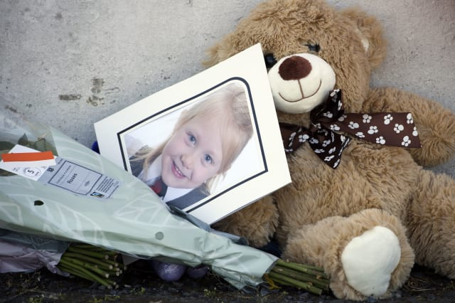 Alesha MacPhail murder trial
