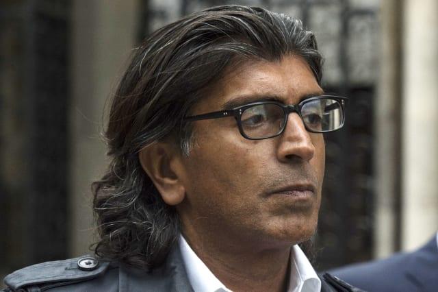 Asif Aziz divorce