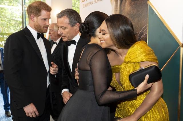 Duke and Duchess of Sussex - 2019