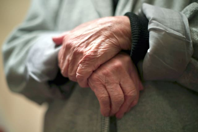 Care plans for vulnerable people