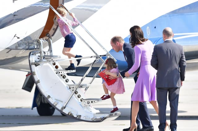 Royal visit to Germany - Day Three