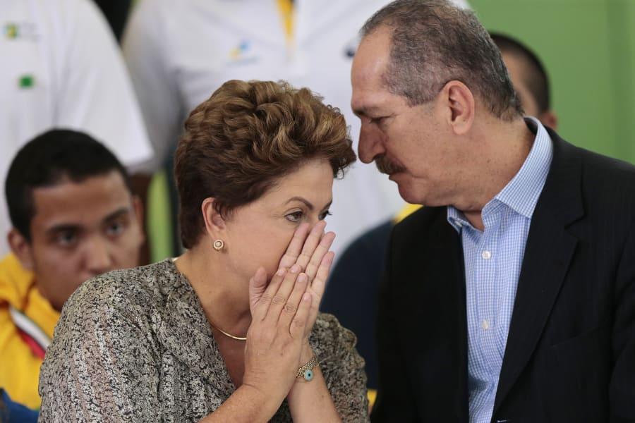 Aldo Rebelo comandou o Ministério dos Esportes no governo de Dilma Rousseff.