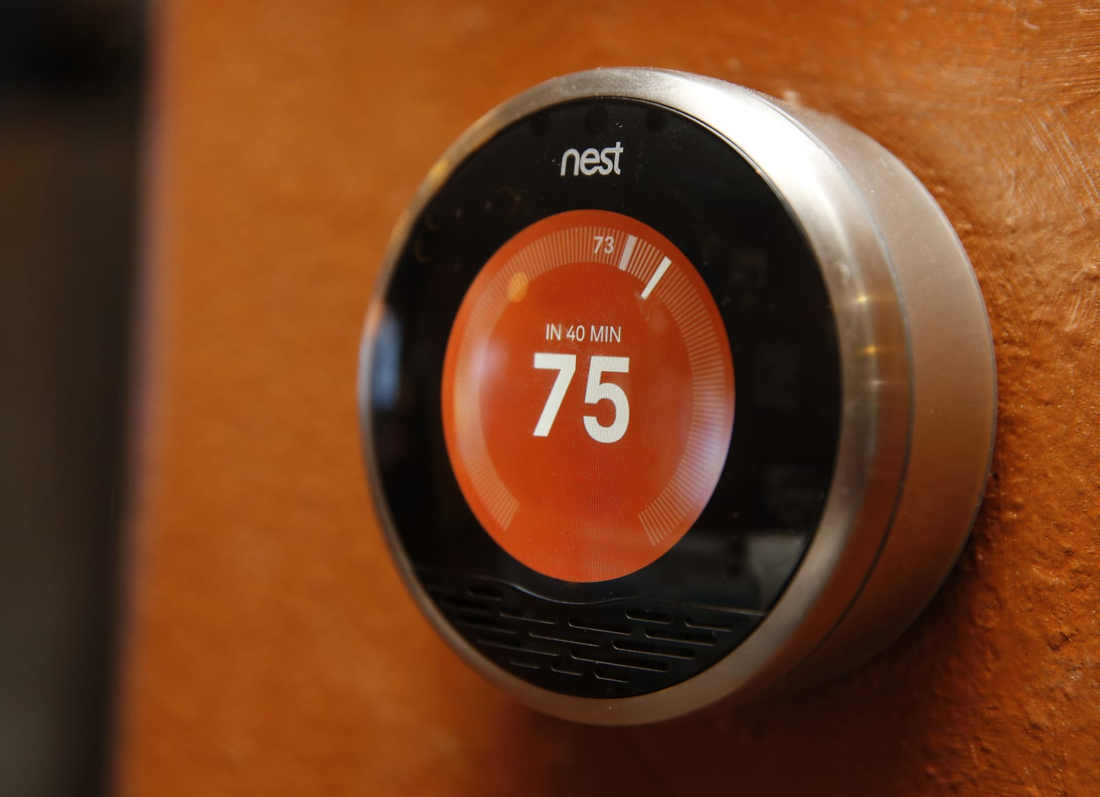 USA/GOOGLE-NEST