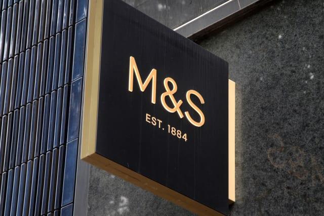 M&S sales