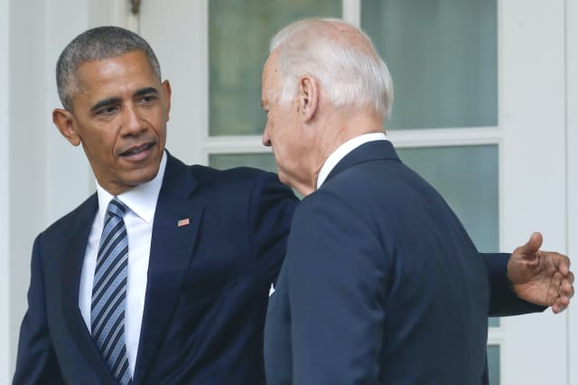 Obama endorses Biden, saying former vice president has 'the qualities we need'