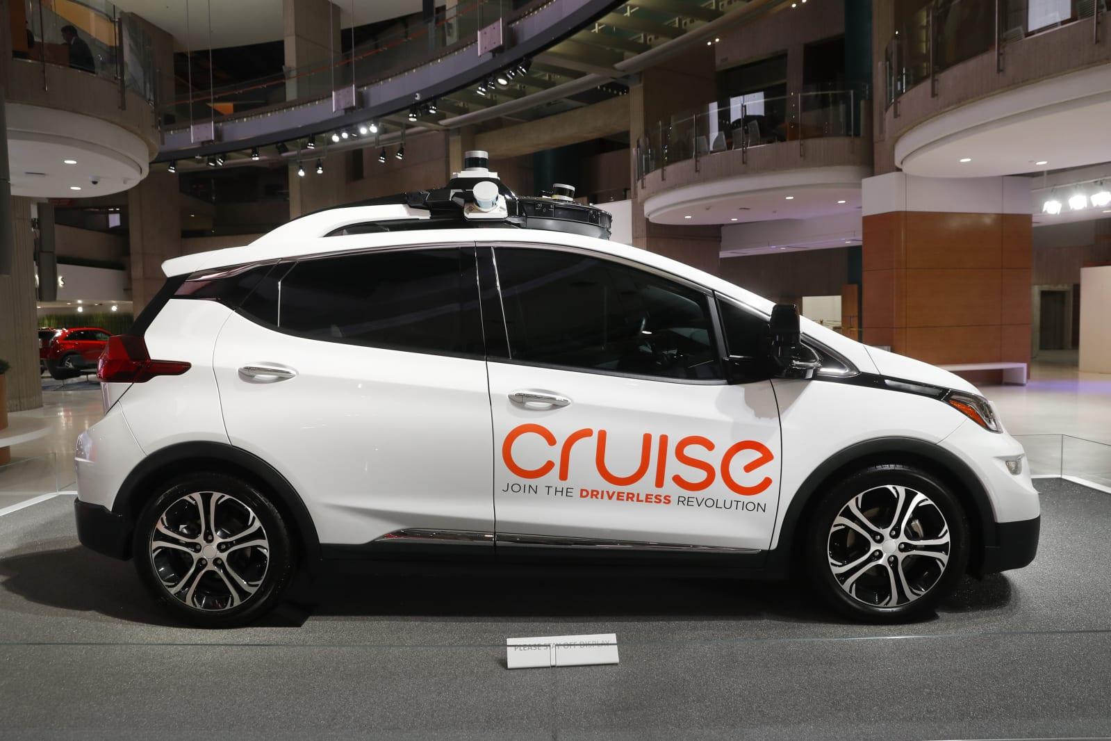 GM-Autonomous Ride Service