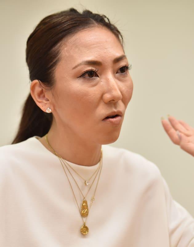 加登愛子さん