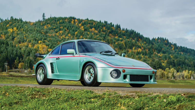 1976 Porsche 930 Kremer FS