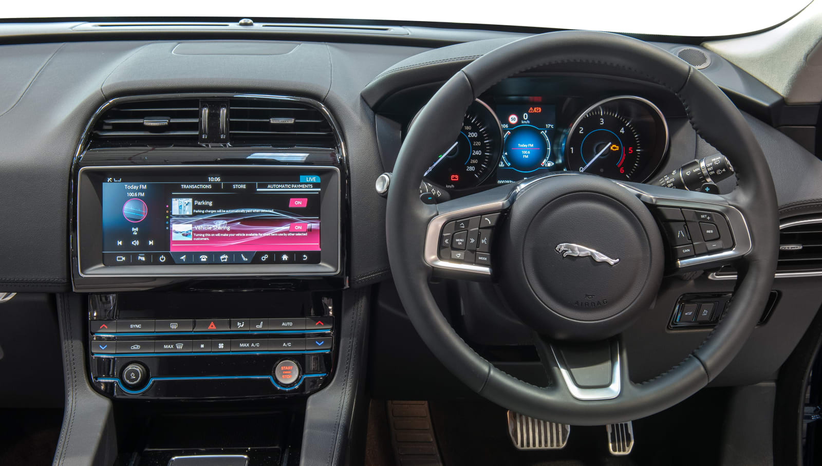 Jaguar Land Rover offers car owners crypto to share their driving data