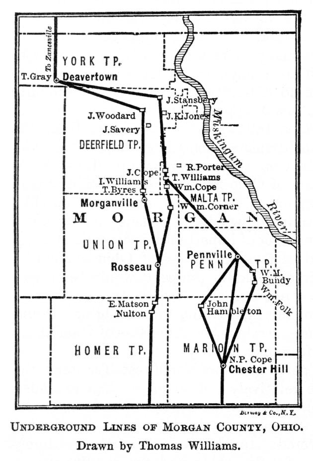 St Catharines Underground Railroad Tour