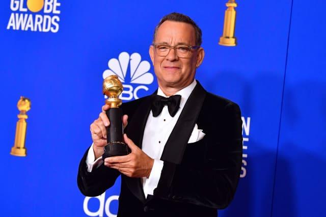 US-ENTERTAINMENT-FILM-TELEVISION-GOLDEN-GLOBES-PRESS ROOM