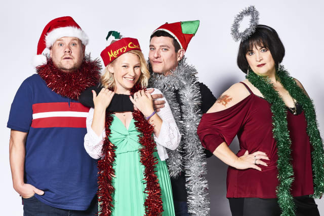 Gavin and Stacey Christmas special hits major new ratings high