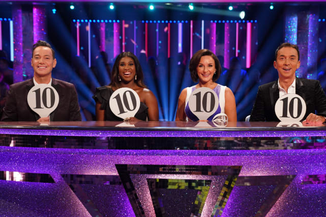 Strictly fans in tears after Remembrance Sunday dance