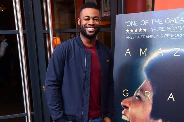 Amazing Grace Premiere - London