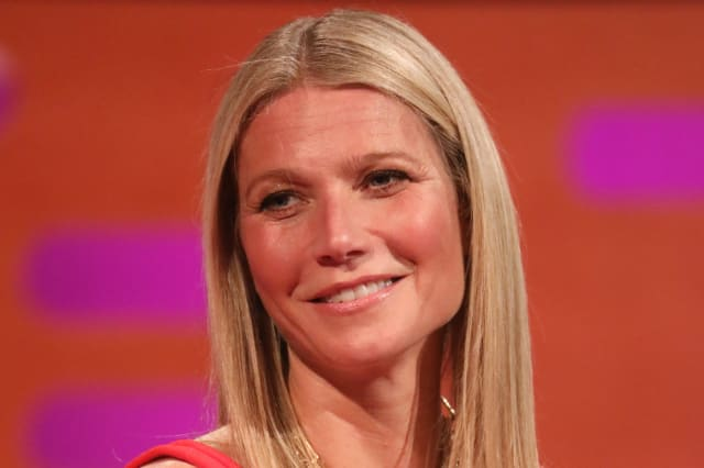 Gwyneth Paltrow's Goop criticised by head of NHS