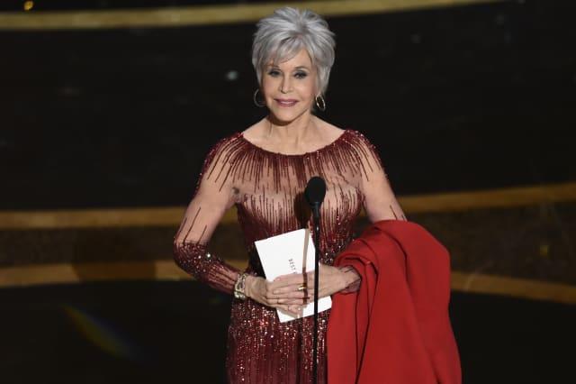 Kent State Shootings-Jane Fonda